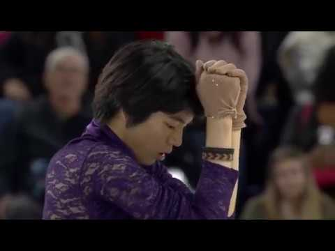 10 Junhwan CHA FS 2018 Skate Canada