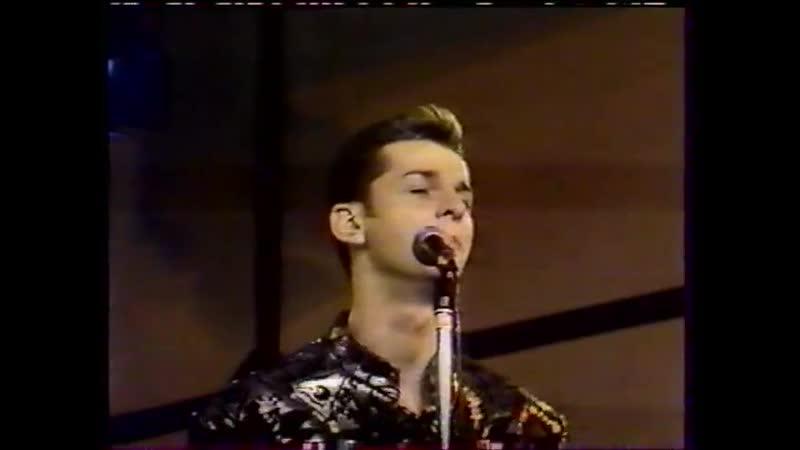 Depeche Mode - 2 tracks @ Zenith, France, 25oct85