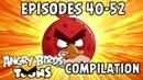 Angry Birds Toons Compilation Season 1 Mashup Ep40 52