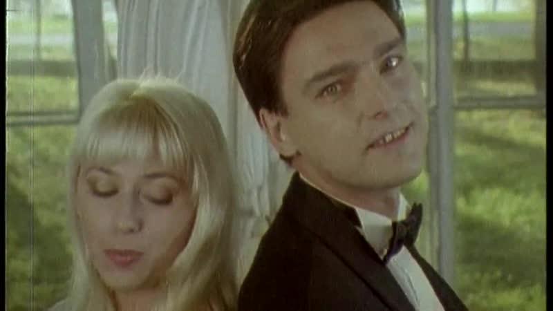 Несколько часов любви-Андрей Державин и Алёна Апина,видеоклип,1996г.