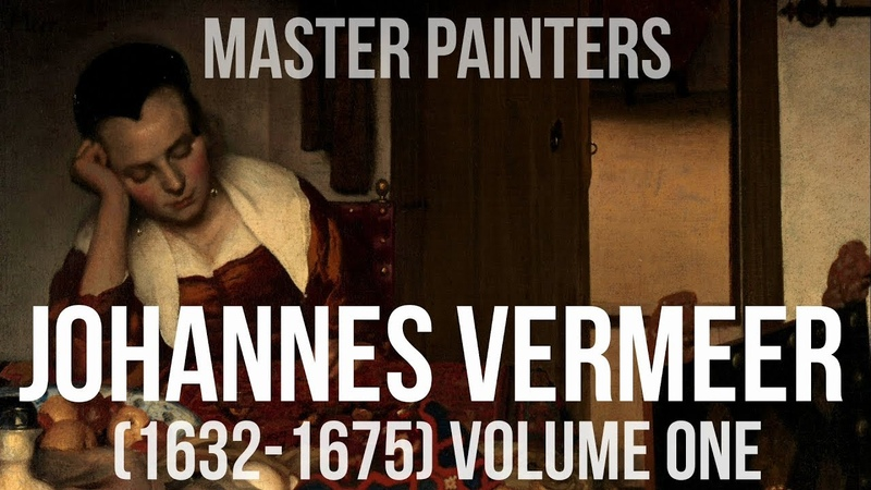 Johannes Vermeer (1632–1675) Volume One - A collection of paintings 4K UltraHD Silent Slideshow