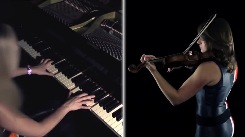 Mass Effect 3 An End, Once and For All (Violin_⁄Piano Cover) Taylor Davis Lara de Wit
