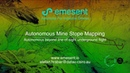 Autonomous underground drone flight beyond line of sight using Hovermap payload