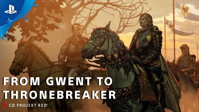 CD Projekt Red - Part 3 | From Gwent to Thronebreaker | PS4
