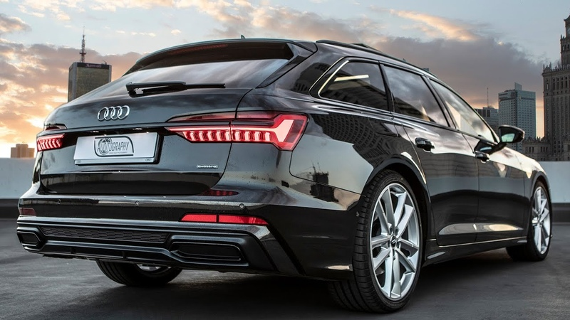 NEW RS6 C8 ON THE WAY 2019 AUDI A6 AVANT 50TDI Fully equipped is the closest we come for now