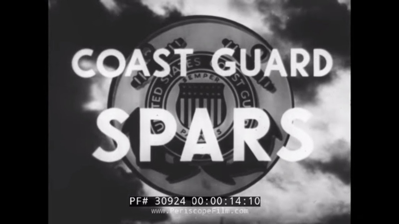 COAST GUARD WOMENS RESERVE IN WORLD WAR II COAST GUARD SPARS 30924