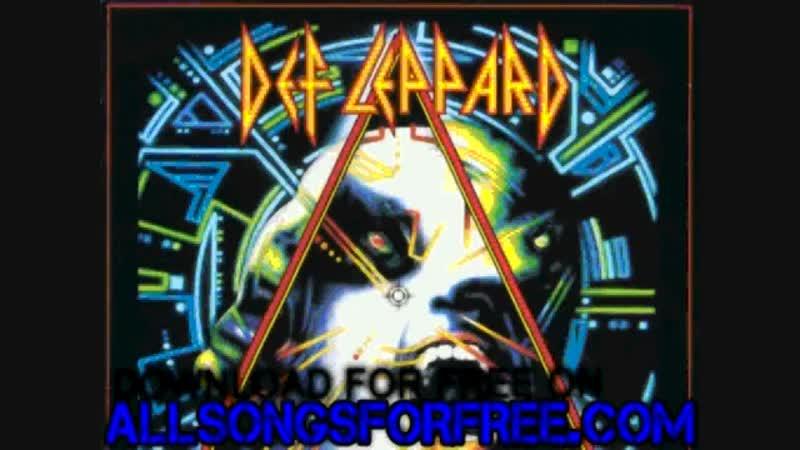 Def leppard - Gods Of War - Hysteria