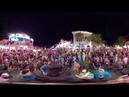 Fantasy Fest 2018 Key West 360 panorama resolution 2160p