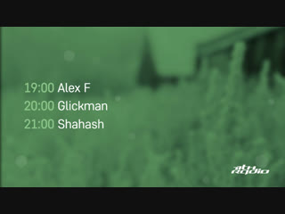 Alex F and Glickman / Shahash - Live @ Новые Формы / Wicked Wicked (25.12.2018)
