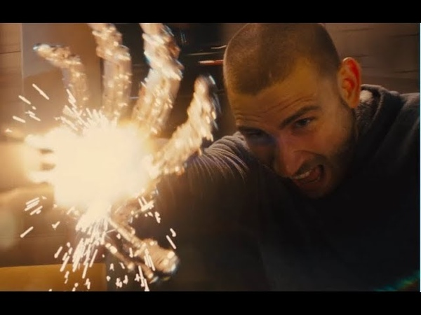 Kingsman 2: The Golden Circle (2017) - Gary 'Eggsy' Unwin vs Charlie Hesketh (First Sence)