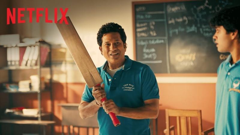 Every Day Is A Selection Day ft. Sachin Tendulkar   Netflix