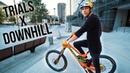 Trial on Downhill Bike |SickSeries 49