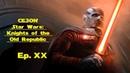 Star Wars KotOR Ep. XX Реван-исследователь. Изучаем историю Раккаты