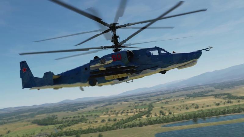 DCS World 2.5 - 924th vFW Ka-50 Orientation