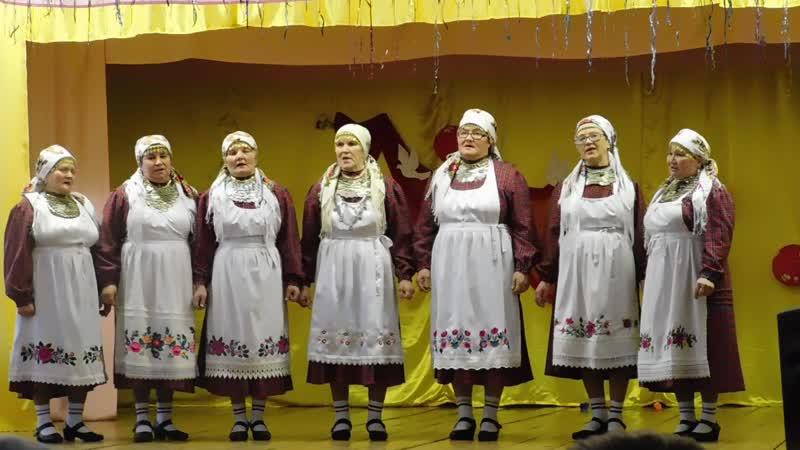 -д.Ож-Пурга, благотворительный концерт Рождество добрых дел