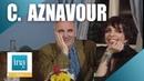 Liza Minelli et Charles Aznavour au Fouquet's | Archive INA