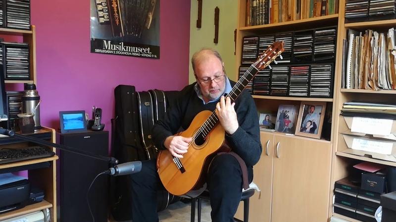 El Noi de la Mare (Traditional Catalan Song) Enrique Bocaccio Guitarra