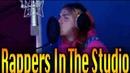 Rappers In The Studio Compilation (Part 2) 6ix9ine,Famous dex, rich the kid, playboi carti etc