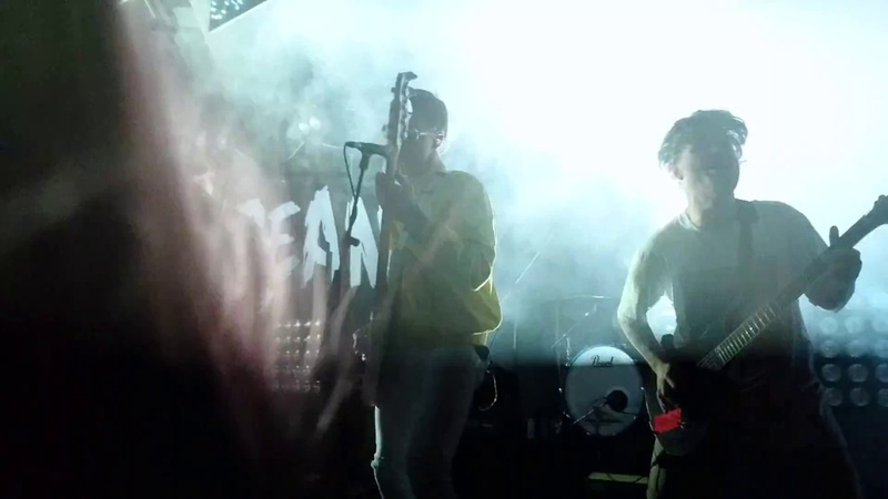 Ocean Grove - Mr. Centipede (Live Corner Hotel, Melbourne 12817)