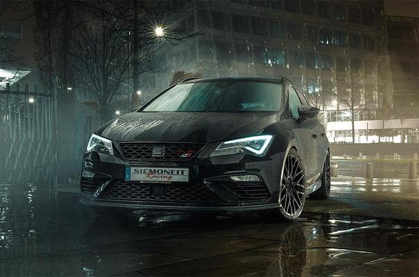«Заряженный» универсал Seat Leon сделали мощнее Mercedes-AMG C63. Немецкий тюнер Siemoneit Racing представил программу доработок для полноприводного универсала Seat Leon ST Cupra. В ателье