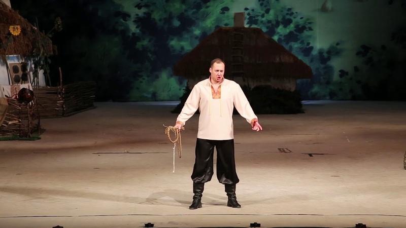 Колесников Валентин Песня Андрейки из оперетты Свадьба в Малиновке