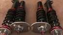 Part 2 Silver 1988 starion legion elite motorsports suspension