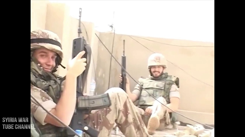 Iraq WarBlackwater Private Contractors Fighting in Battle for Najaf