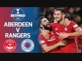 Aberdeen vs. Rangers _ Fergusons late header books Aberdeen a place in the fina