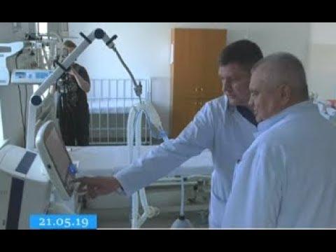 Легені у дарунок обласну дитячу лікарню підсилили передовою світовою технікою