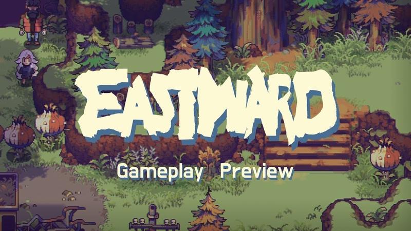 Eastward - Gameplay Preview