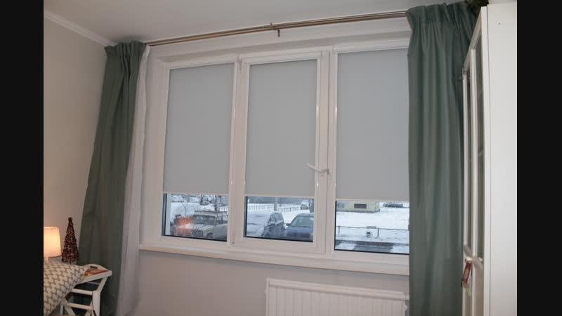 Рулонные шторы UNI 2 ткань Сиде от Срочно Жалюзи