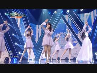 [190104] Lovelyz - Lost N Found @ Music Bank