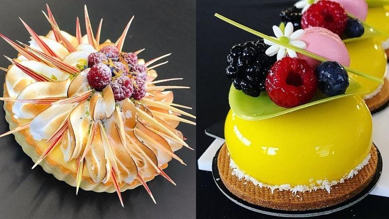 Best Satisfying Cake Decorating Compilation 62 💛 Most Amazing Cakes Styles Ideas 2018
