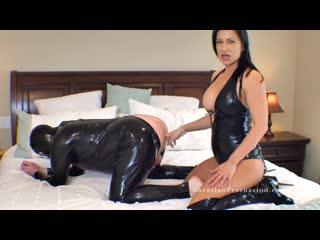 Miss jasmine [ mistress leather femdom anal facesitting strap on latex fetish bdsm bondage hardcore]