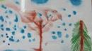 Нетрадиційні техніки малювання в дитячому садку Малювання по мокрому