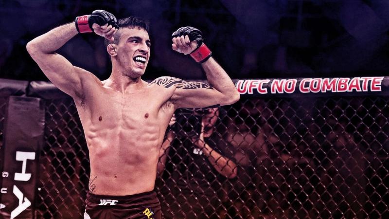 UFC Vine 59 - Thomas Almeida