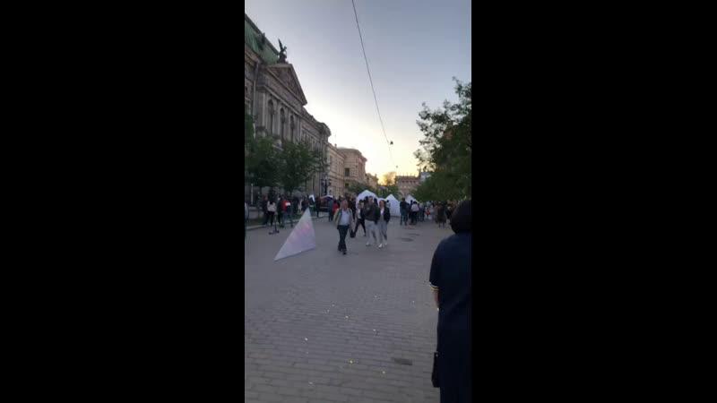 Ночь белая музеев СПб