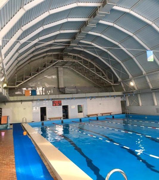В бассейне «Олимпиец» требуется ремонт системы вентиляции