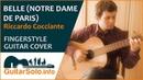 Notre Dame De Paris. Belle. Guitar Cover (Fingerstyle)