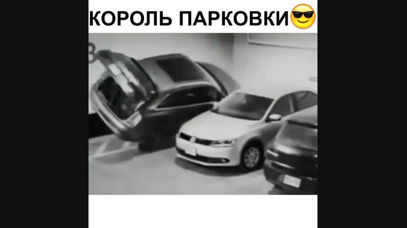 МАСТЕР ПАРКОВКИ!