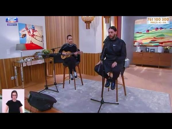 Conan Osíris - Telemóveis Live Acoustic - O Programa da Cristina