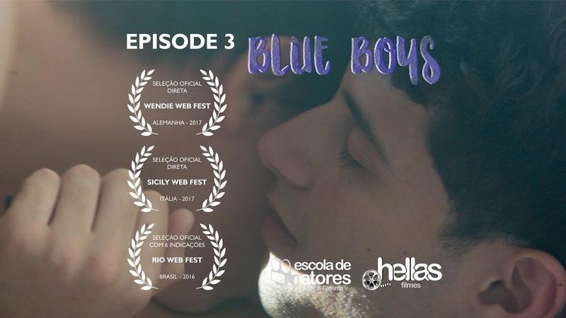 Гей сериал - Голубые Мальчики 3 серия |короткометражка-озвучка/дубляж/перевод|