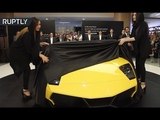 Iranians reveal reverse-engineered Lamborghini Murcielago SV