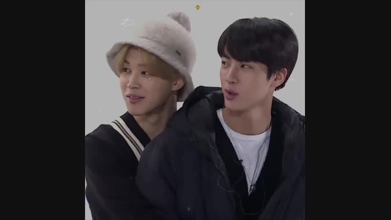 I believe everytime Jin and Jimin hug a fairy is born.
