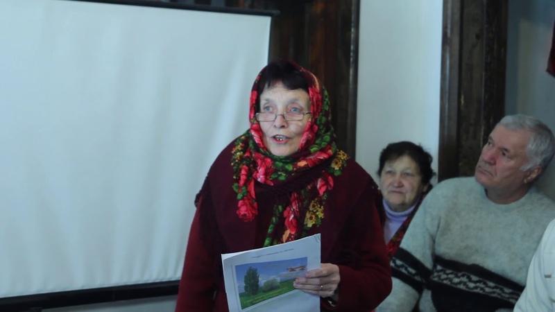 Вечір вшанування пам'яті Василя Симоненка