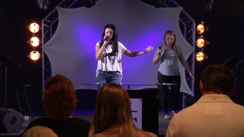 Lana Shapovalov and TC Band Live Worship Дождь Славы