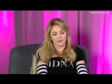 Madonnas Live Facebook Chat Moderated by Jimmy Fallon