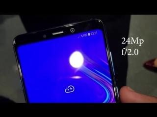 Samsung Galaxy A9 2018 Полный обзор технических характеристик
