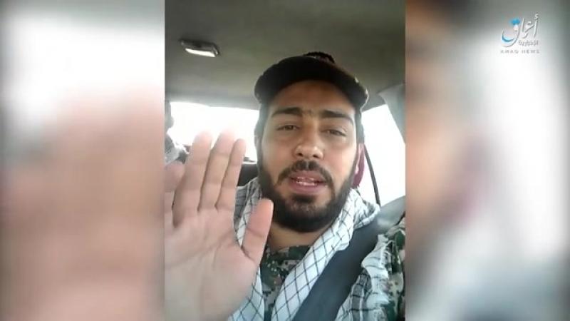 «ИГ» опубликовало видео с террористами, переодетыми в форму КСИР, которые атаковали военный парад в иранском Ахвазе.