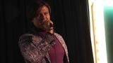 Прохор Шаляпин на Весенней вечеринке Ирины Грибулиной. Богиня (муз. и сл. И. Грибулиной)